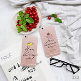 Her King/ His Queen Couple Phone Cases