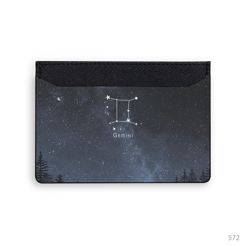 Zodiac Card Holder (Leo)