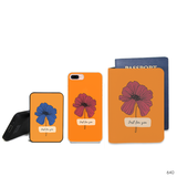 Eternity Flowers Combo Passport Holder, Power Bank and Phone case