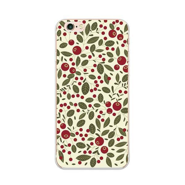 Mountain Flora Phone Case