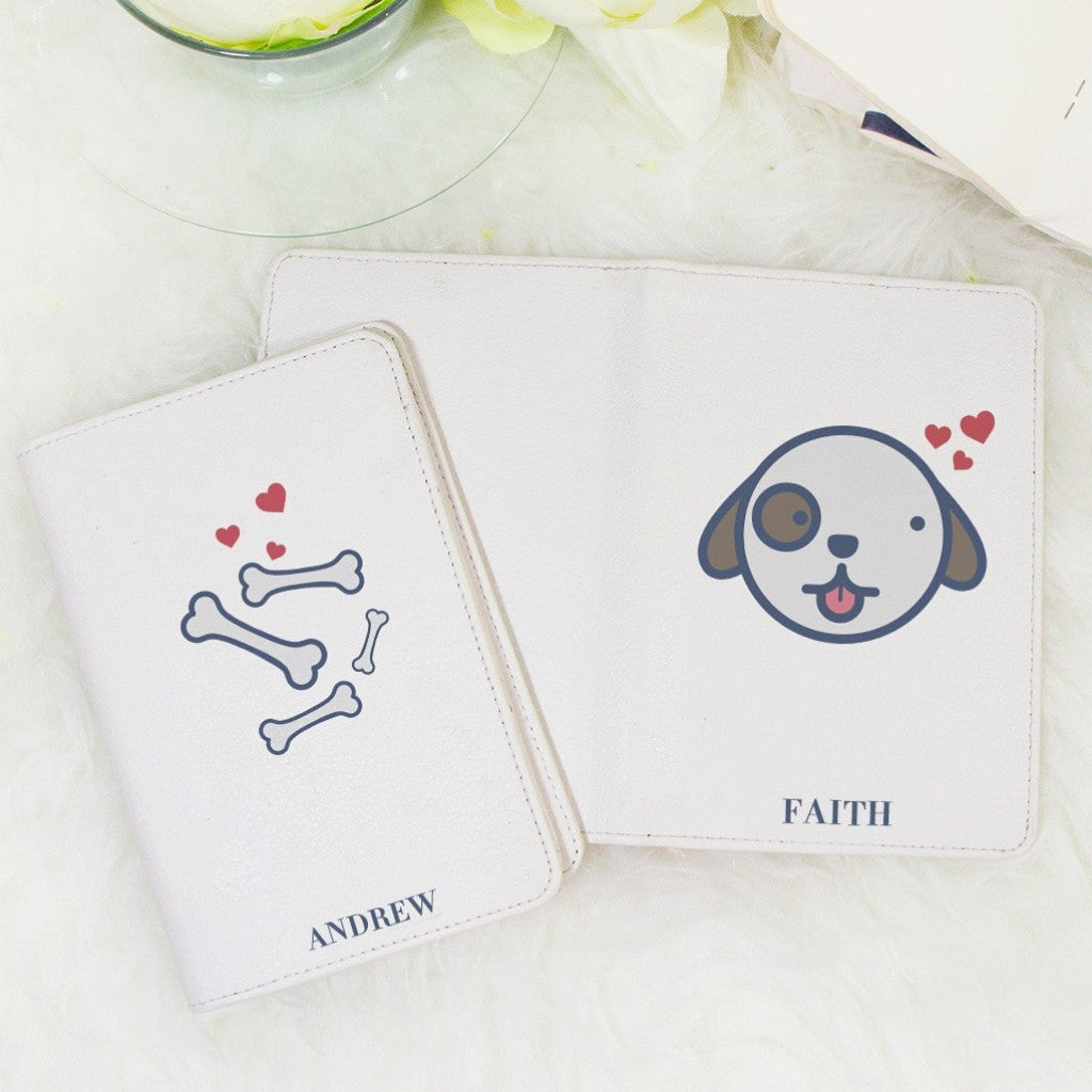 Pretty Pet Passport Holder