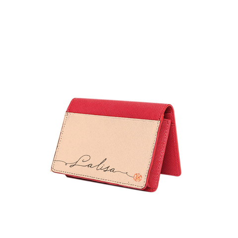 Foliage Mini Wallet