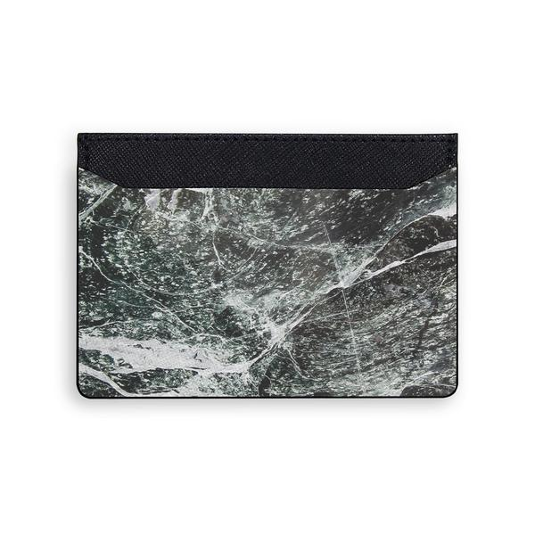 Dark Marble Card Holder