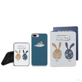 Rabbit Wonderland Combo Passport Holder, Power Bank and Phone case