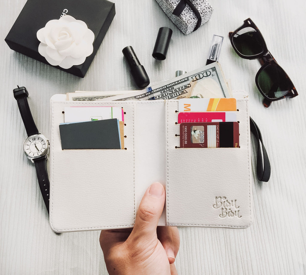 Travel Mode On Combo Wallet , Clutch and Phone case