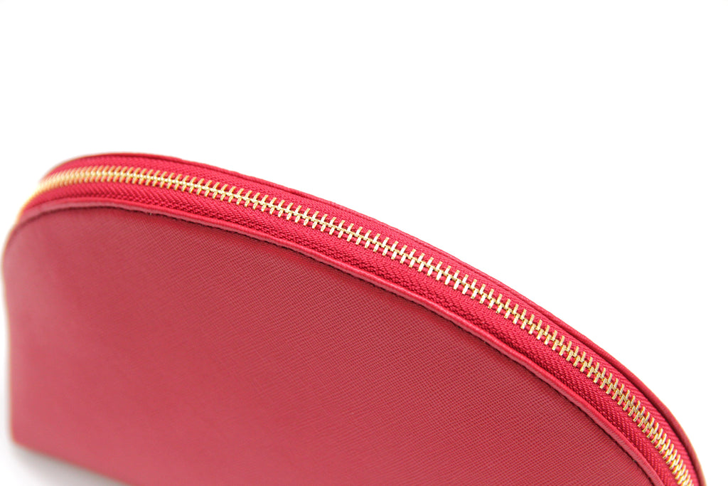 Half Moon Pouch - Red
