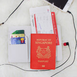 Traveling Together Couple Passport Holders