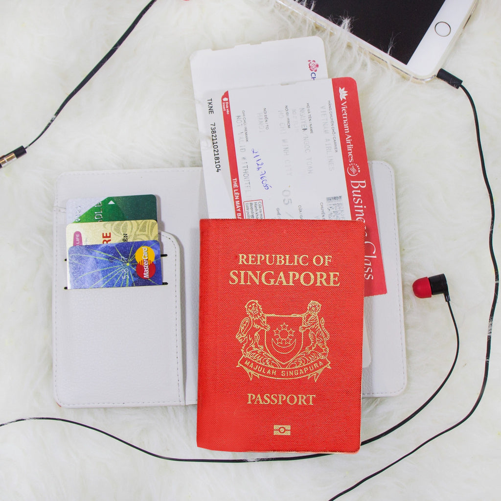 Unicon Combo Passport Holder, Clutch and Phone case