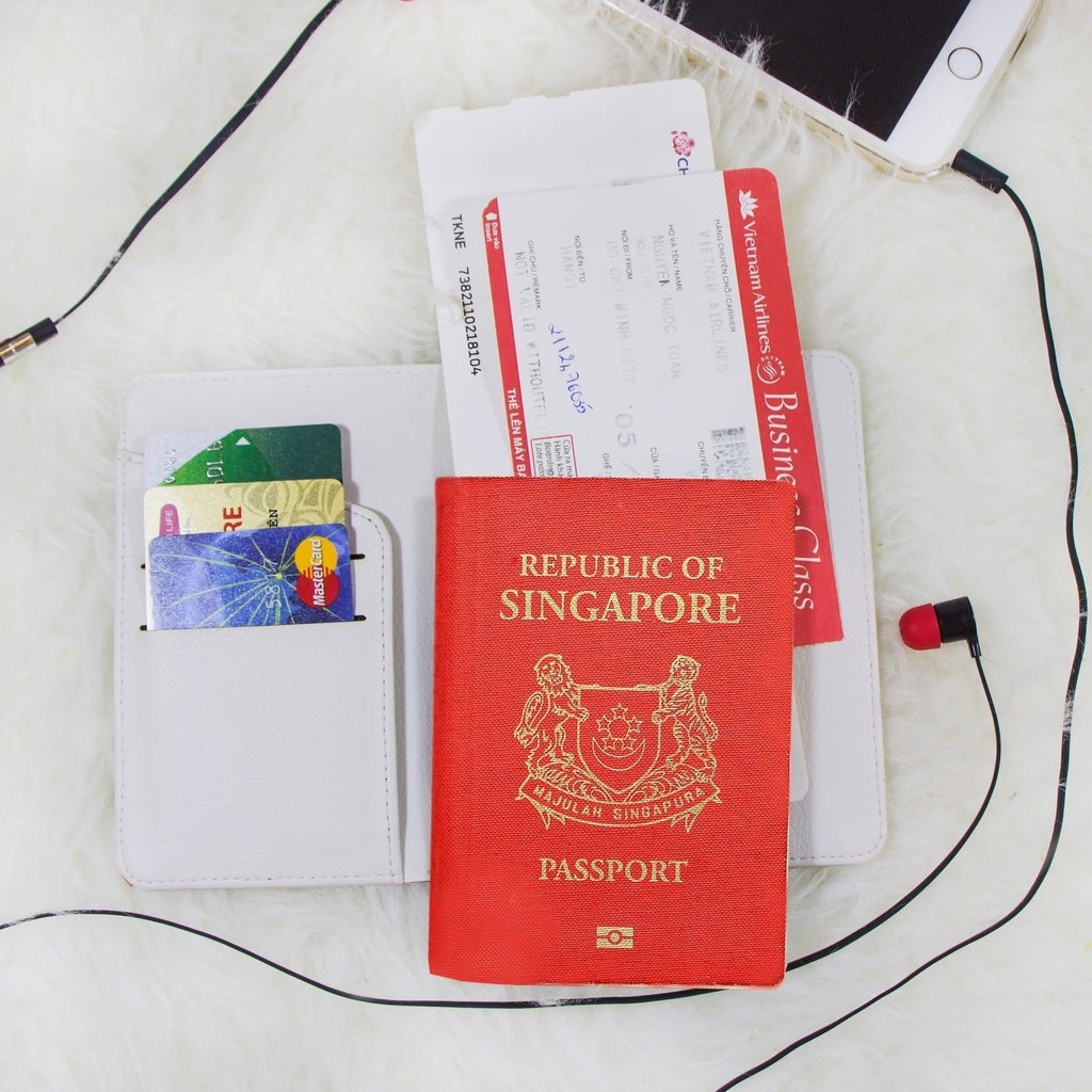 Caroline Combo Passport Holder, Clutch and Phone case