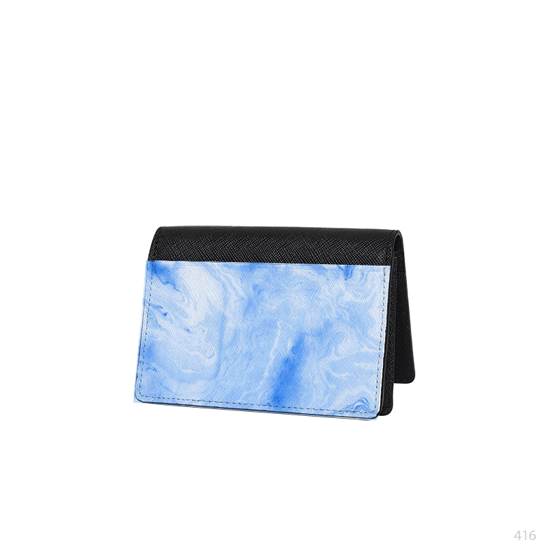 Blue Marble Mini Wallet