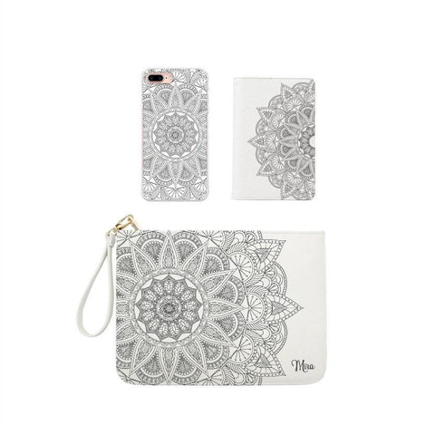 Life is short, Buy the Makeup Combo Wallet , Clutch and Phone case