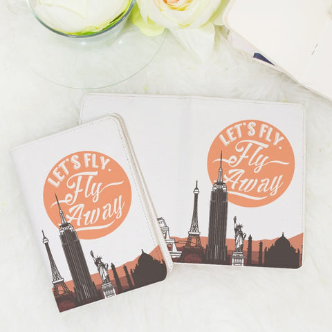 Wanderlust Personalizable Passport Holder