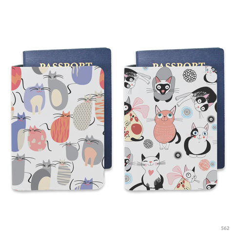 Pink Marble Personalizable Passport Holders