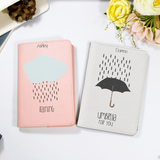 Umbrella Couple Wallets