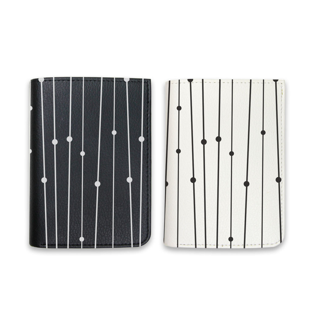 Fence Couple Wallets