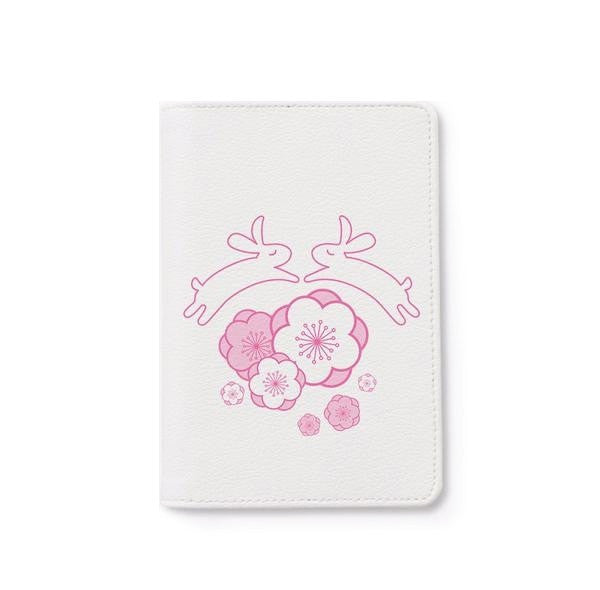 Cute Rabbit Passport Holder