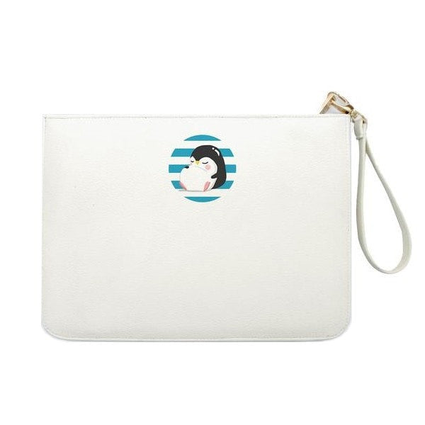 Sleeping Penguin Clutch