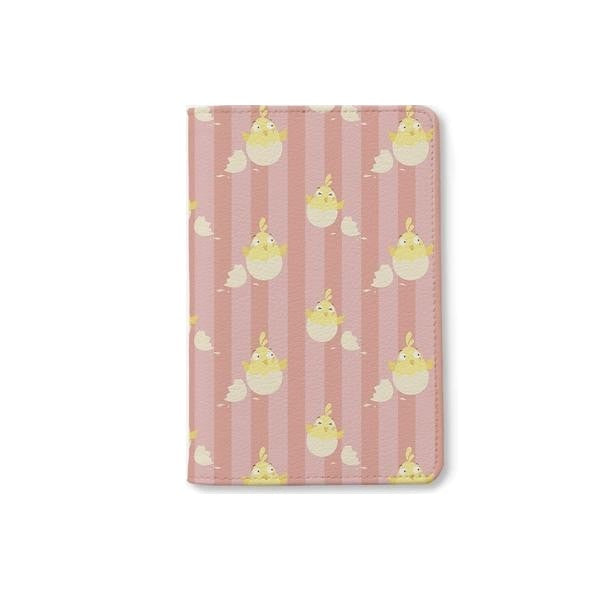 Chickens and Eggs Passport Holder