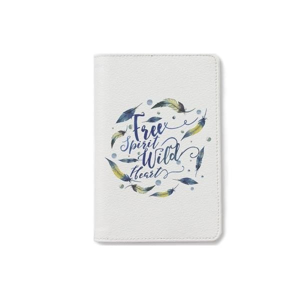 Free Spirit Passport Holder