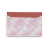 Flowers Pattern Card Holder
