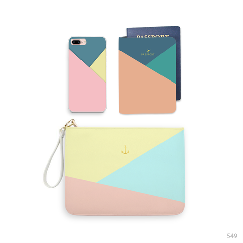 Wild Soul Combo Personalizable Passport Holder, Power Bank and Phone case