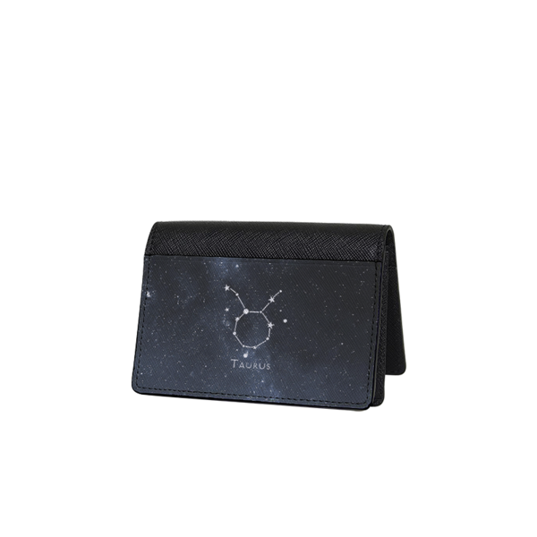 Zodiac Mini Wallet (Taurus)