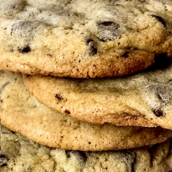 The CLASSIC Cookies: Oatmeal, Chocolate Chip, or Snickerdoodle [12 (1oz) Cookies]