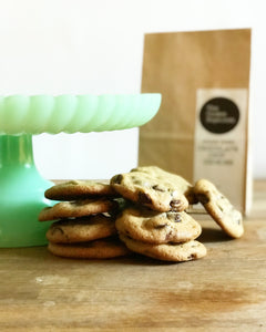 Classic Semi-Sweet Chocolate Chip Cookies