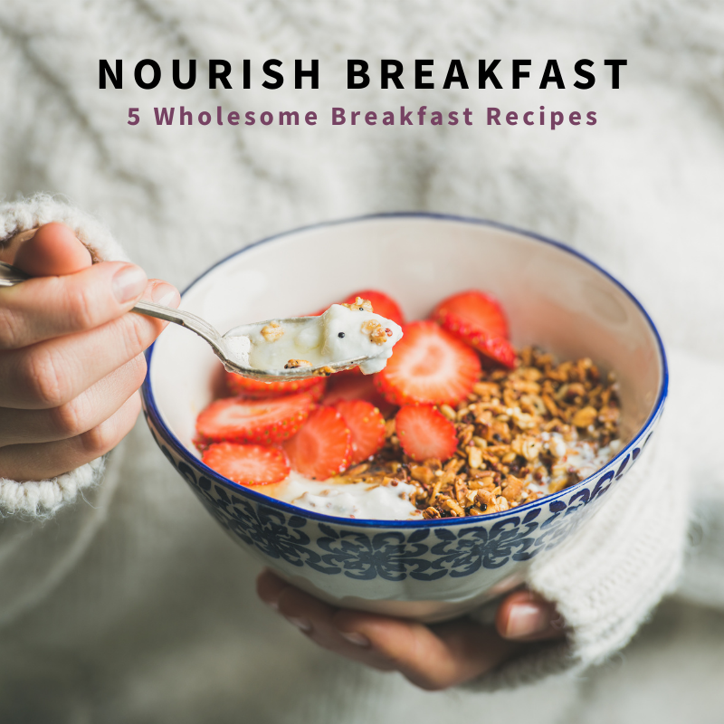 Nourish Breakfast eBook