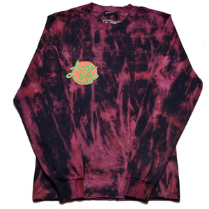 Purple Haze Dyed Locals Only Long Sleeve (S)