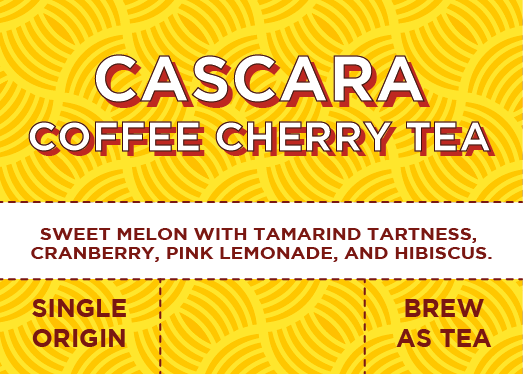 CASCARA EL SARRAL | COFFEE CHERRY TEA