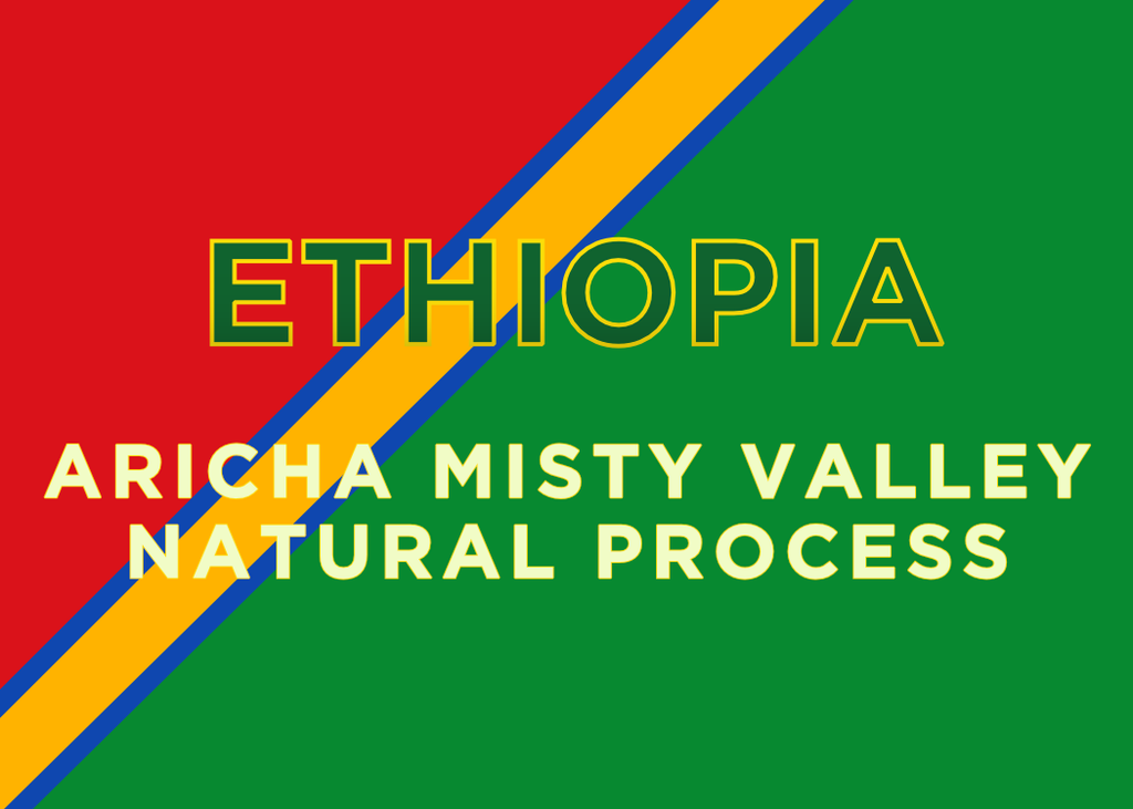ETHIOPIA ARICHA MISTY VALLEY NATURAL PROCESS