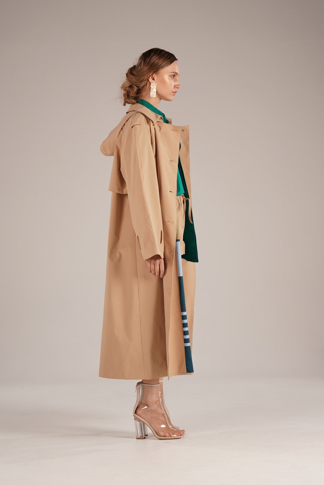SS19-03 TRENCH COAT