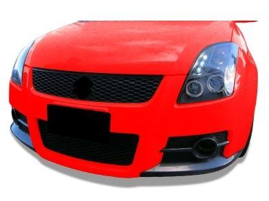 Angel Eye HALO Projector Head Lights for Suzuki Swift - Black (2004 - 2010 Models) - Spoilers And Bodykits Australia