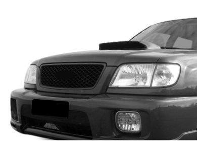 Bonnet Scoop for Subaru Forester Wagon - STI Style (052003 - 052005 Models) - Spoilers And Bodykits Australia