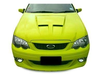 Bonnet for BA  BF Ford Falcon - Vented (Road Legal Certified) - Spoilers And Bodykits Australia