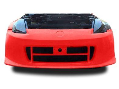 Front Bumper Bar for Nissan 350Z Z33 (2003 - 2009 Models) - Spoilers and Bodykits Australia