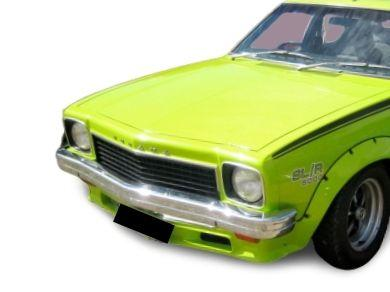 Front Lower Spoiler for Holden Torana LH LX SLR 5000 (Sedan & Coupe) - Spoilers and Bodykits Australia