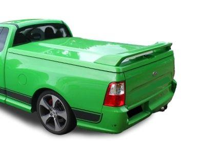 Hardlid Spoiler for FG Ford Falcon Ute - Spoilers and Bodykits Australia