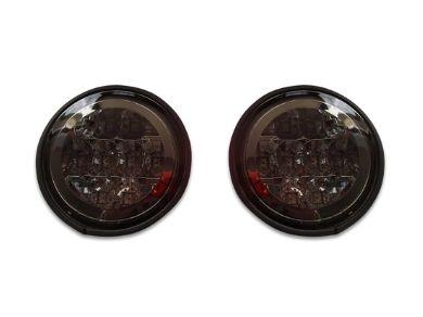 LED Boot Lights for Lexus IS200  IS300 & Toyota - Smoked Lens (1999 - 2005 Models) - Spoilers And Bodykits Australia
