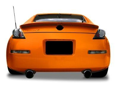 LED Tail Lights for Nissan 350Z Z33 - Black - Altezza Style (2003 - 2005 Models) - Spoilers And Bodykits Australia