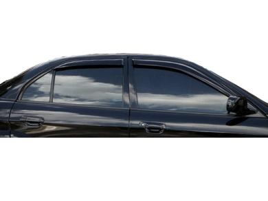 Weather Shields for CE Mitsubishi Lancer Sedan (1996 - 2002 Models) - Spoilers and Bodykits Australia