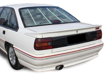 Rear Bumper Bar Lip for VN Holden Commodore Sedan - SS Style - Spoilers And Bodykits Australia