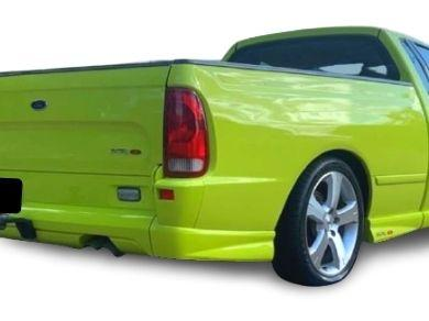 Rear Bumper Bar Pods for BA Ford Falcon Ute - XR Style (PAIR) - Spoilers And Bodykits Australia
