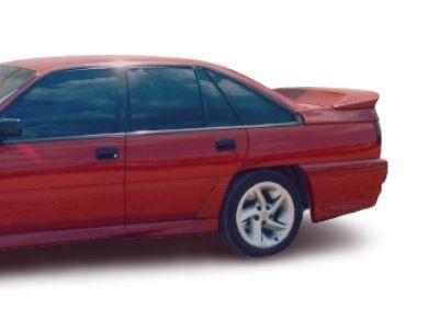 Rear Door Spat Panels ONLY for VN / VP Holden Commodore Sedan - Group A Style (PAIR) - Spoilers And Bodykits Australia