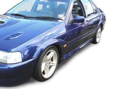 Side Skirts for EA  EB  ED Ford Falcon Sedan - GT Style - Spoilers And Bodykits Australia