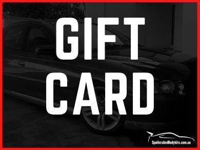 Spoilers and Bodykits Gift Card - Spoilers and Bodykits Australia