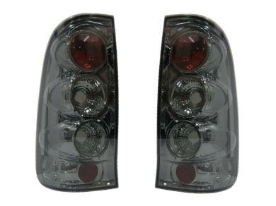Tail Lights for Toyota Hilux - Altezza Style - Smoked Lens (2005 - 2015 Models) - Spoilers And Bodykits Australia