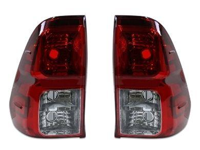 Tail Lights for Toyota Hilux (2015 - 2018 Models) - Spoilers And Bodykits Australia