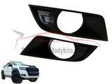 Black Out Accessories Package for PX 2 XLT Ford Ranger - 8-Piece (2015 - 2018) - Spoilers and Bodykits Australia